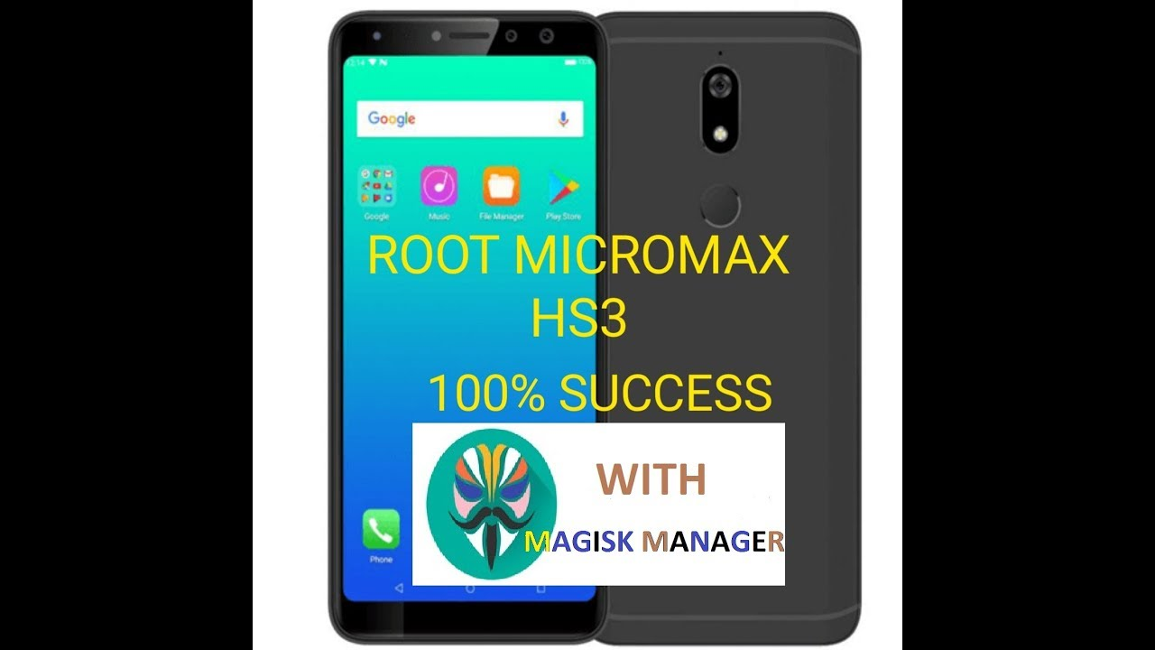 ROOT AND INSTALL TWRP ON MICROMAX HS3