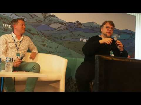 [Annecy 2017] Conversation with Guillermo Del Toro part.2