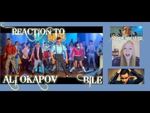 REACTION TO ALI OKAPOV