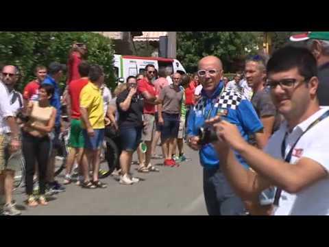 3 GIORNI OROBICA 2017 4a TAPPA LALLIO   ALBANO S A