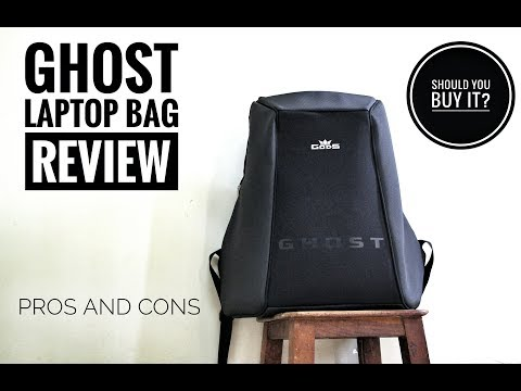 GODS GHOST LAPTOP BAG REVIEW | Pros and Cons | Should you Buy it?