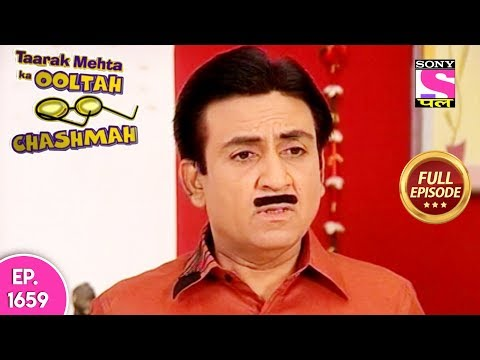 Taarak Mehta Ka Ooltah Chashmah - Full Episode 1659 - 12th January, 2019