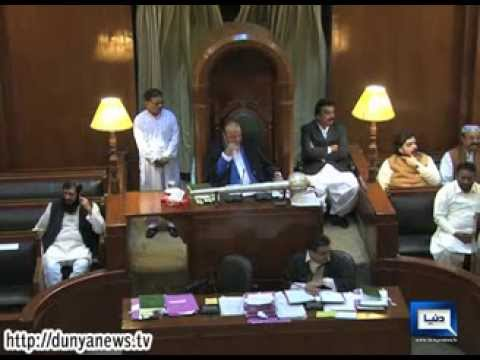 Dunya News-Sindh Assembly passes Procurement Bill to facilitate law enforcement on emergency basis