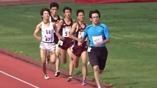 第 44 回びわこ成蹊スポーツ大学記録会 男子800m3組2016.06.26 於:び...