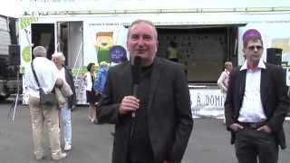 Stéphane Fustec, CGT, organisateur de la campagne paritaire « Travail déclaré tous protégés ! »