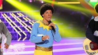 Tu cara me suena - Auryn imita a los Jackson 5