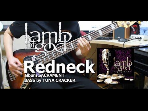 Lamb of God - Redneck BASS COVER / Fender Jazz Deluxe V