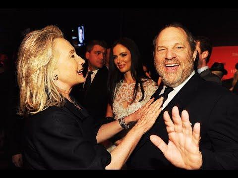 Some Democrats Slow To Distance Megadonor Harvey Weinstein