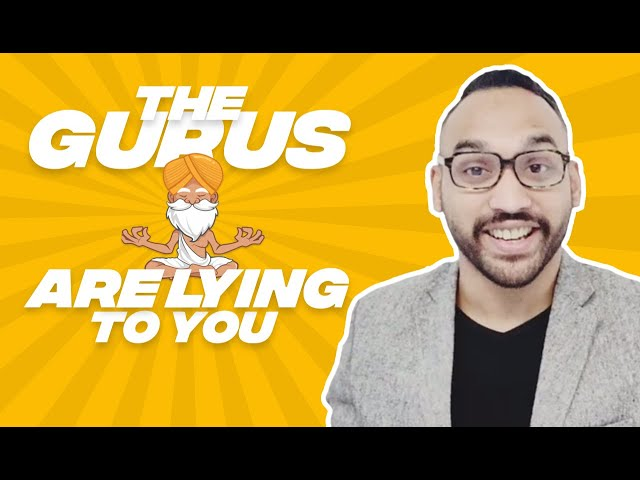 The gurus are lying to you | SMMA with Abul Hussain