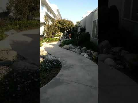 Mini tour of Bakersfield CA Memorial Hospital