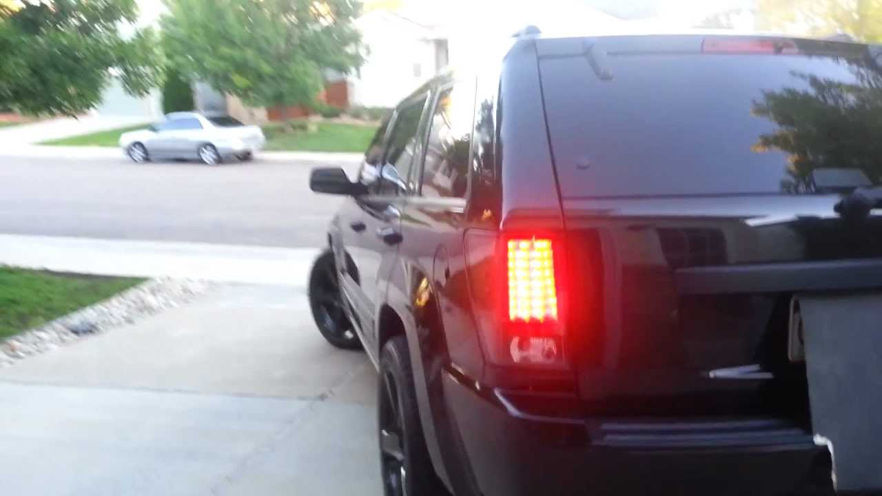 Exterior Jeep Grand Cherokee Srt8 20 Quot Powdercoated