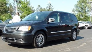 MVS - 2011 Chrysler Town & Country Limited