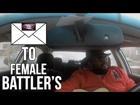 QUEENZFLIP - LETTER TO FEMALE BATTLERS !! CHIVAL WAR BLOG COMING