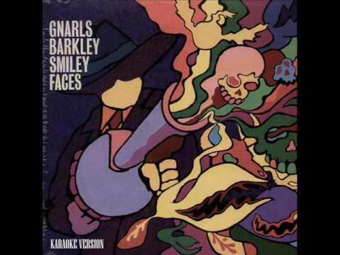 Gnarls Barkley - Smiley Faces (Karaoke+Lyrics)