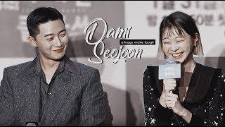 Dami Always Make Seojoon Laugh