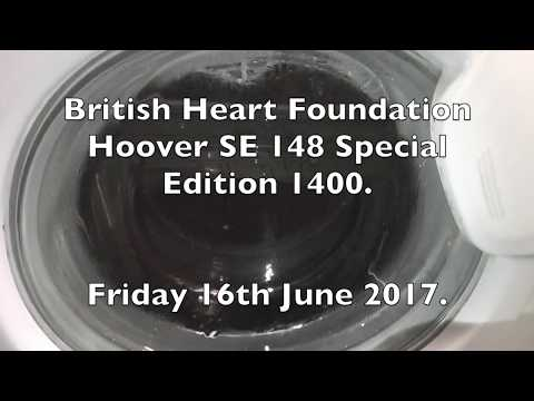 British Heart Foundation - Hoover SE 148 Special Edition 1400