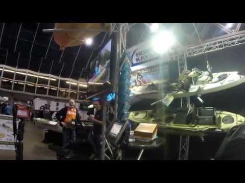 """Всё для рыбалки 2014""Annual Exhibition ""Everything for fishing 2014"" Holland. Utrecht"