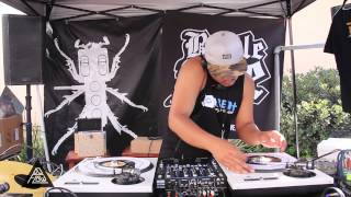 #AtTheAve (Los Angeles) - Live 45 mix by DJ FLOW (Bay Area / Beat Swap Meet)