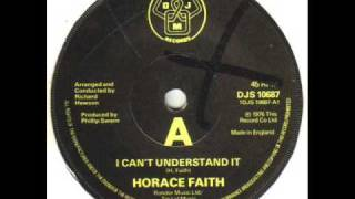 Horace Faith I Can
