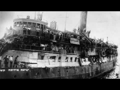 Barry Lever: Exodus 1947
