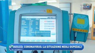 Coronavirus: la situazione negli ospedali. Covid-19, come curarsi a casa