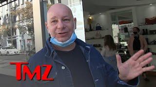 Jeff Ross Backs Michael Che's 'SNL' Joke About Israel, Weighs in on Potato Head | TMZ