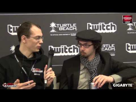 Interview with David Hiltscher from Turtle Entertainment