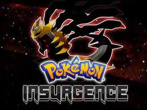 Pokemon Insurgence Randomized Nuzlocke Challenge 01 The Starters Are Real Youtube