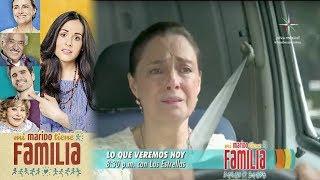 Mi marido tiene familia | Avance 13 de septiembre | Hoy - Televisa