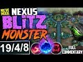 *NEW MODE* NEXUS BLITZ MONSTER | DONT KNOW THE OBJECTIVES? KILL THEM ALL AND WIN | PBE GAMEPLAY