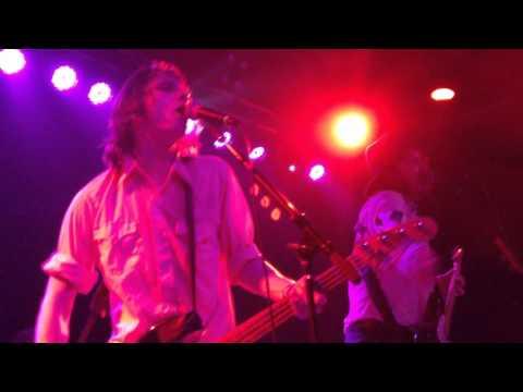 Palma Violets, Best of Friends (Live), 05.26.2015, Waiting Room, Omaha Nebraska