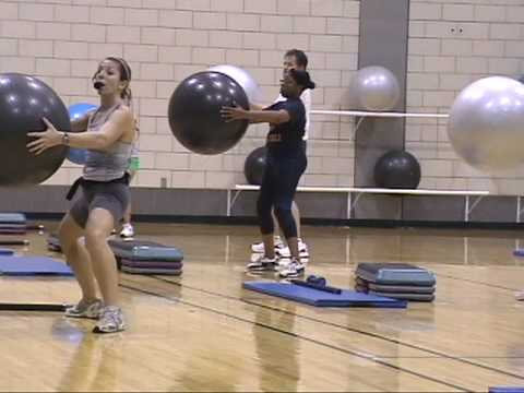 Group Exercise Demos: 20/20/20