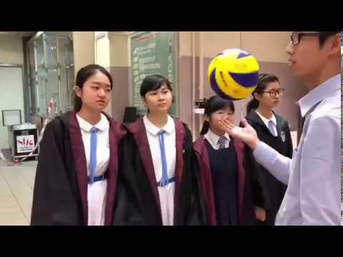 TNSS S.6 Bosco Cup Dodgeball Competition Promotion Video- Behind The Scenes