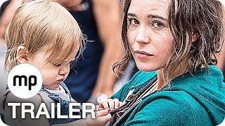 TALLULAH Trailer German Deutsch (2016) Ellen Page