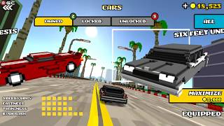 """Maximum Car - Arcade Speed Racing Games """"Pixel Cars"""" Android Gameplay FHD #2"""