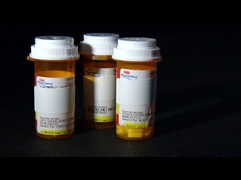 New state guidelines announced to cut risk of opioid addiction