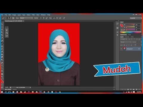 Tutorial Cara mudah Mengganti Background Foto dengan Cepat di Photoshop  Tutorial Bahasa Indonesia thumbnail