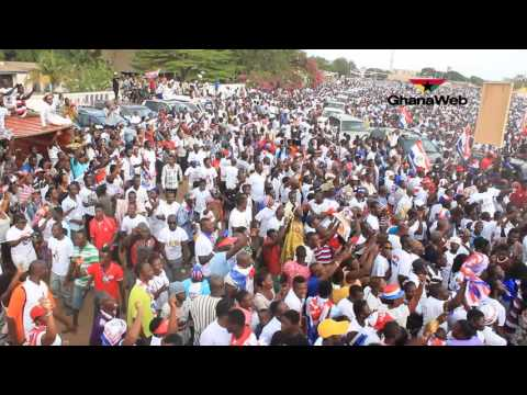 NPP Operation win Greater Accra Rally in Tema
