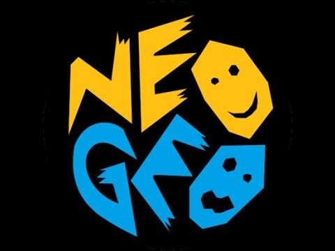 All SNK Neo Geo AES MVS CD Games - Every NeoGeo Game In One Video [WITH TITLES]