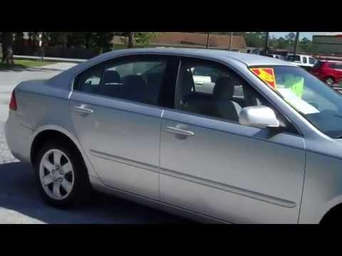 2007 KIA OPTIMA LX!! FOR SALE!! LEISURE USED CARS 850-265-9178