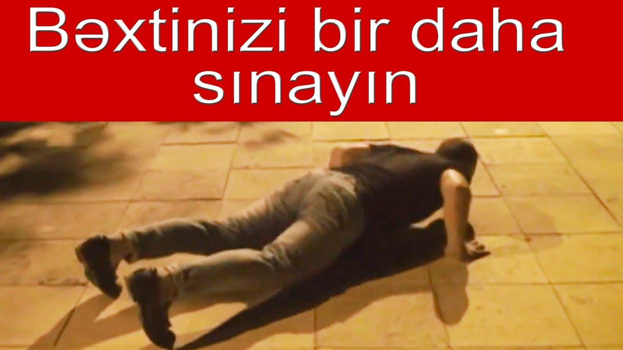 ASTARA BULVARI - Oyna Qazan Challenge (maraqli videolar)