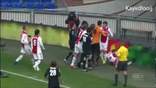 Ajax - FC Utrecht 0-2 | De jong glijdt uit
