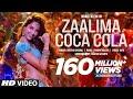 Zaalima Coca Cola Song | Nora Fatehi | Tanishk Bagchi | Shreya Ghoshal | Vayu MP3