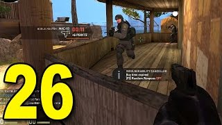 CS:GO - Part 26 - Pistol Only TDM Training (CounterStrike: Global Offensive Gameplay)