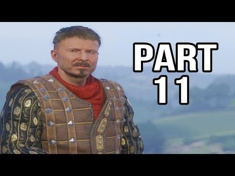 Kingdom Come Deliverance Gameplay Walkthrough Part 11 - The Plot Thickens