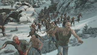 Days Gone - All Horde Boss Fights (End Game Activities)