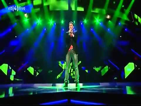 The X Factor 2011 - Liveshow 1 - Rolf: The Man who Can't be Moved