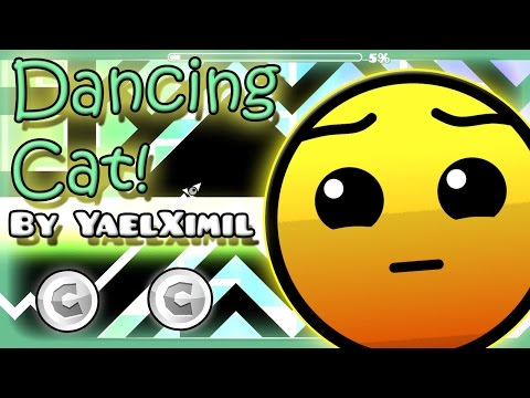 MEOW! - Geometry Dash [2.0] 'Dancing Cat' by YaelXimil | GD LuisXz