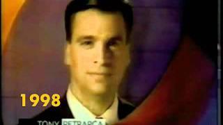 WPRI 12 (CBS) Ident / Timeline 1955 - 2007