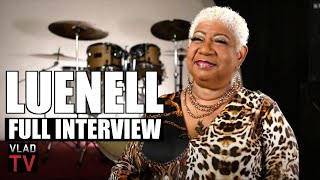 Luenell on Chaka Khan vs Ariana Grande, Lori Harvey, Dr. Dre, NBA YoungBoy, Mase (Full Interview)